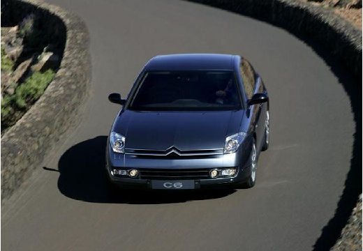CITROEN C6 3.0 HDi 24V Business Sedan I 241KM (diesel)