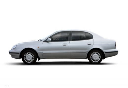 DAEWOO / FSO Leganza I sedan boczny lewy