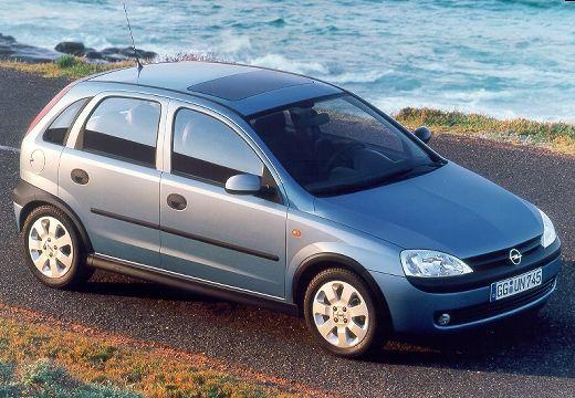 OPEL Corsa 1.4 16V NJoy Hatchback C I 90KM (benzyna)