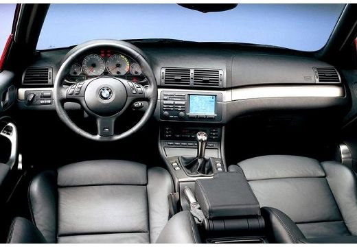BMW Seria 3 E46/2 coupe tablica rozdzielcza