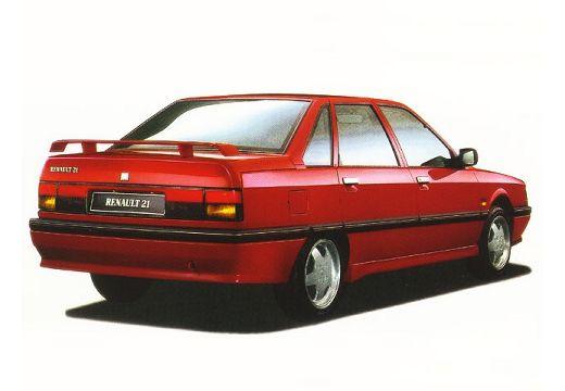 RENAULT R21 1.7 TS Sedan Berline 1.8 88KM (benzyna)