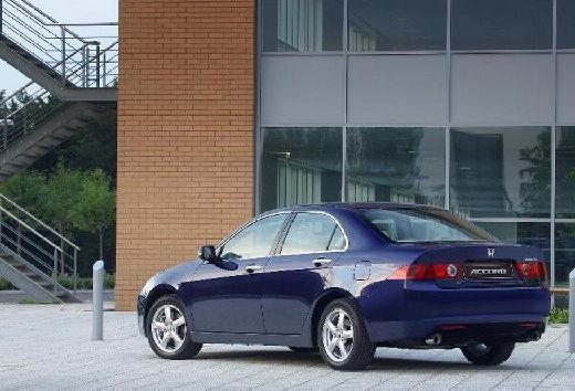 HONDA Accord V sedan niebieski jasny tylny lewy