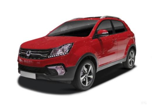 SSANG YONG Korando 2.2 D Sapphire 4WD aut Kombi V 178KM (diesel)