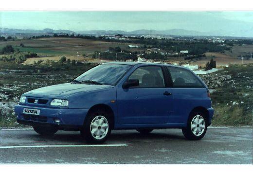 SEAT Ibiza 1.6 Exclusiv Hatchback II 75KM (benzyna)