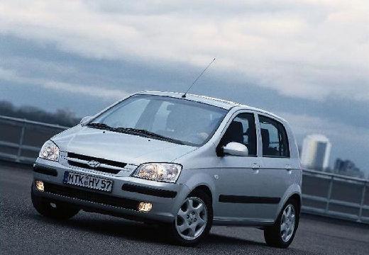 HYUNDAI Getz 1.1 Comfort Hatchback I 63KM (benzyna)