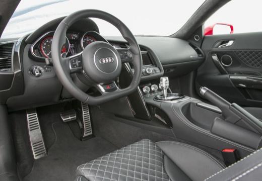 AUDI R8 II coupe tablica rozdzielcza