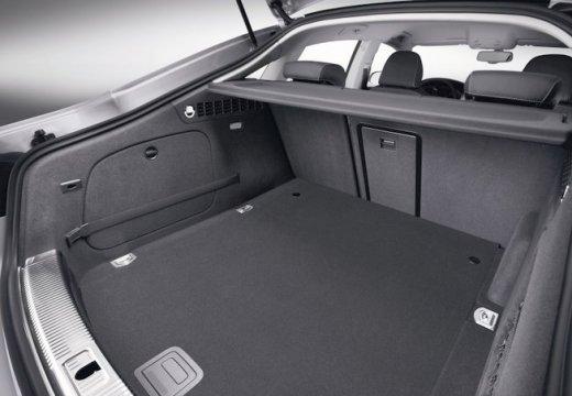 AUDI A5 Sportback I hatchback przestrzeń załadunkowa