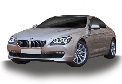 BMW Seria 6 F13 I coupe złoty