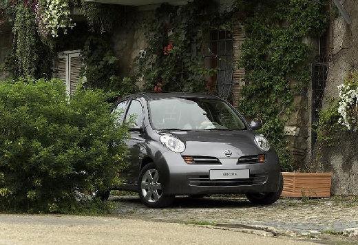 NISSAN Micra 1.2 Visia + aut Hatchback V 1.3 80KM (benzyna)