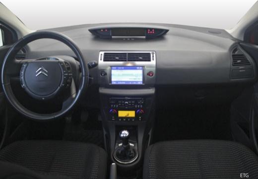 CITROEN C4 II hatchback tablica rozdzielcza