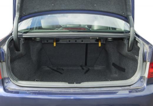 HONDA Accord V sedan przestrzeń załadunkowa