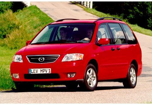 MAZDA MPV 2.0 Exclusive EBB Van II 120KM (benzyna)
