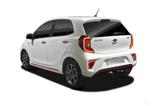 KIA Picanto V hatchback tylny lewy