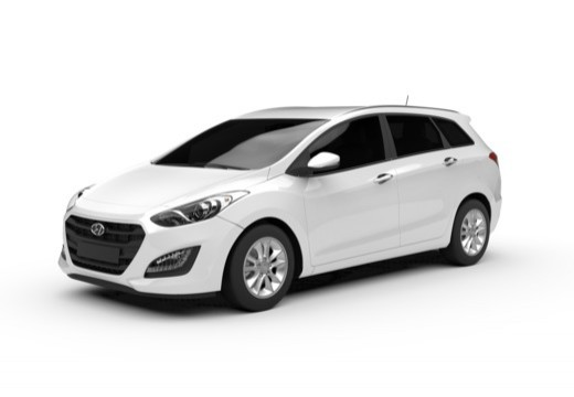 HYUNDAI i30 1.4 BlueDrive Run Kombi Wagon II 100KM (benzyna)
