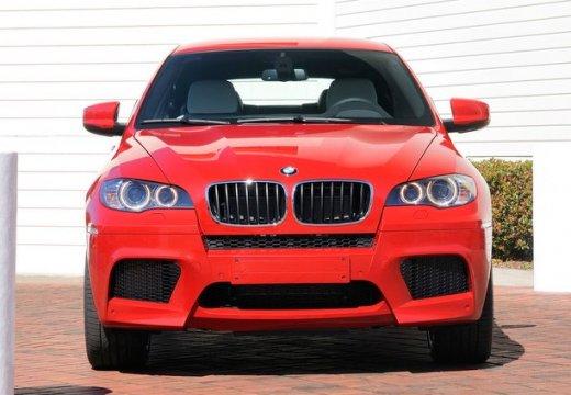 BMW X6 X 6 E71 hatchback czerwony jasny przedni