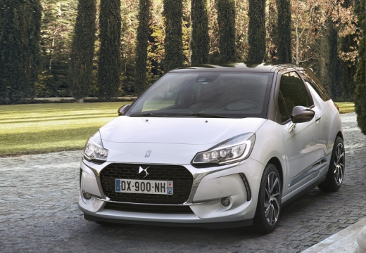 CITROEN DS3 1.6 THP GT Performance Black Hatchback II 208KM (benzyna)