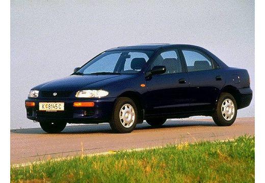 MAZDA 323 1.4 Sedan IV 73KM (benzyna)