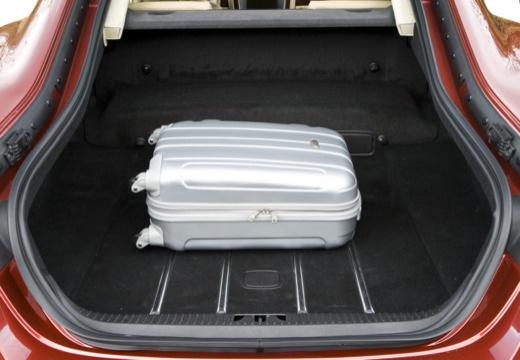 JAGUAR XK II coupe przestrzeń załadunkowa