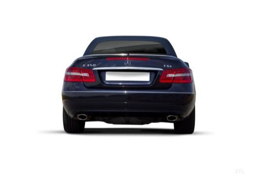 MERCEDES-BENZ Klasa E Cabrio A 207 I kabriolet tylny