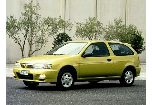 NISSAN Almera 1.6 GX abs Hatchback II 100KM (benzyna)