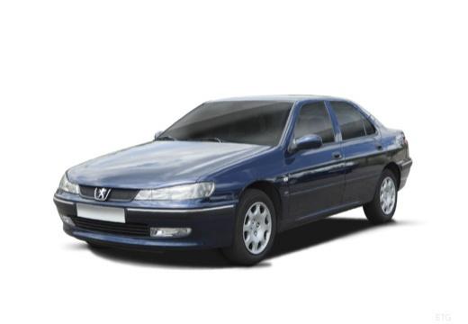 PEUGEOT 406 II sedan przedni lewy