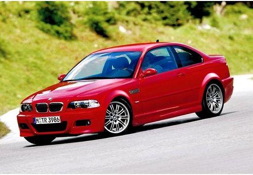 BMW Seria 3 E46/2 coupe czerwony jasny przedni lewy