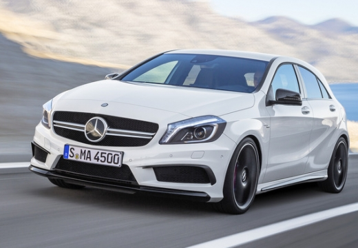 MERCEDES-BENZ A 45 AMG 4-Matic Hatchback I 2.0 360KM (benzyna)