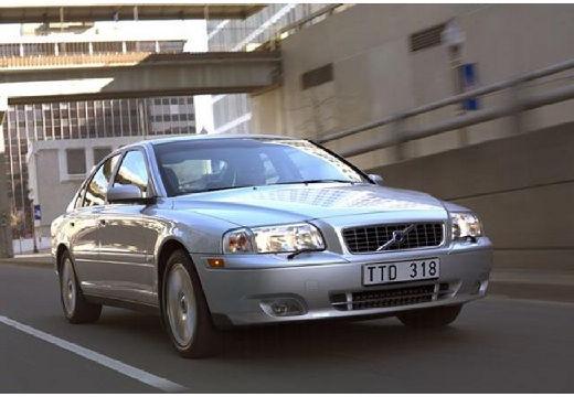 VOLVO S80 2.5 T AWD Momentum Sedan II 2.6 210KM (benzyna)