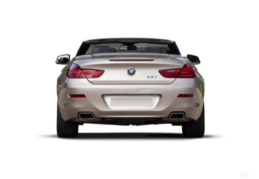 BMW Seria 6 Cabriolet F12 I kabriolet tylny