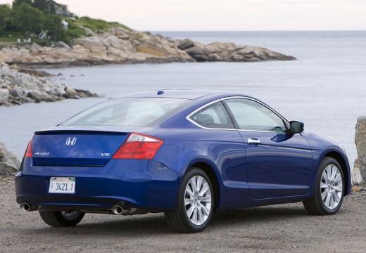 HONDA Accord USA II coupe niebieski jasny tylny prawy