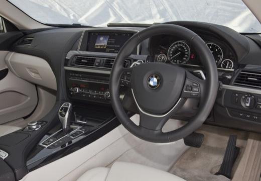 BMW Seria 6 coupe tablica rozdzielcza