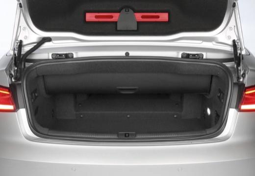 AUDI A3 Cabriolet 8V kabriolet przestrzeń załadunkowa