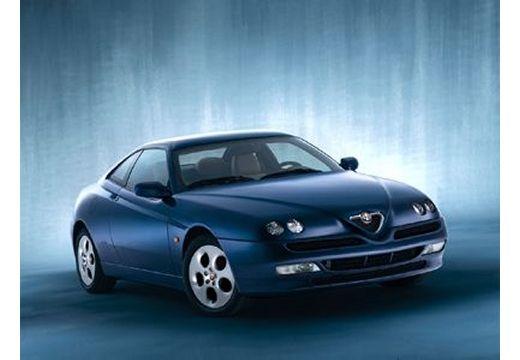 ALFA ROMEO GTV coupe niebieski jasny przedni prawy
