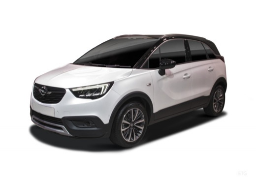 OPEL Crossland X Hatchback