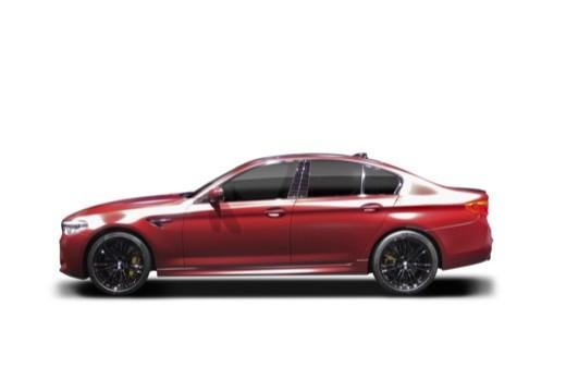 BMW Seria 5 G30 sedan boczny lewy