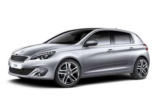 PEUGEOT 308 1.2 PureTech Active SS Hatchback III 130KM (benzyna)