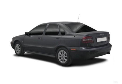 VOLVO S40 III sedan tylny lewy