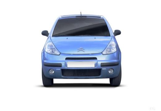 CITROEN C3 Pluriel hatchback przedni