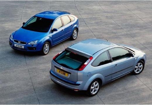 FORD Focus III hatchback niebieski jasny