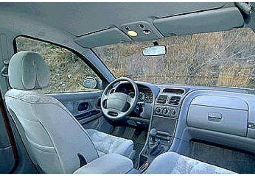 RENAULT Laguna II hatchback tablica rozdzielcza