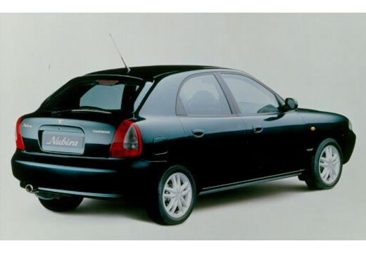 DAEWOO / FSO Nubira hatchback tylny prawy