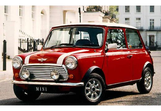 AUSTIN Mini Hatchback I