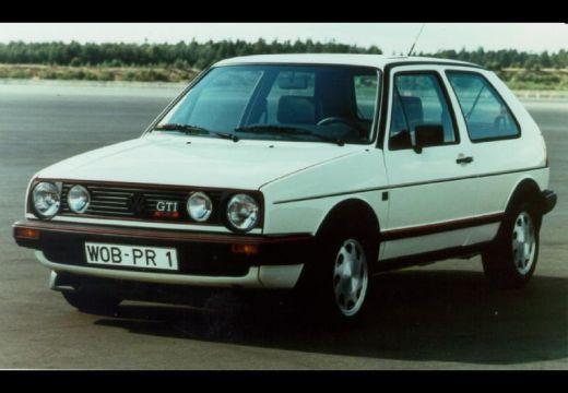 VOLKSWAGEN Golf 1.8 16V GTI Hatchback II 126KM (benzyna)