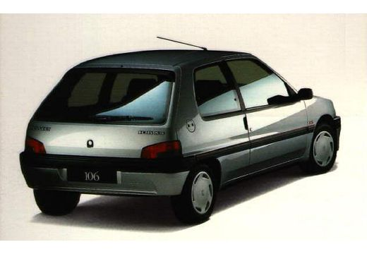 PEUGEOT 106 hatchback tylny prawy