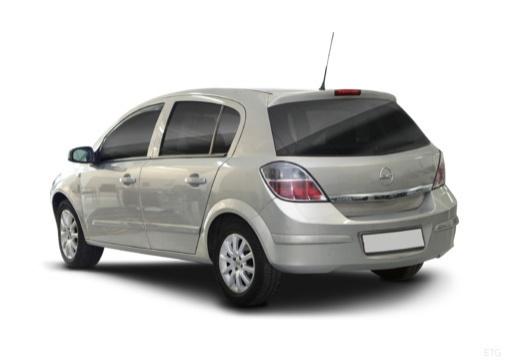 OPEL Astra III II hatchback tylny lewy