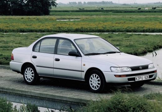 Toyota Corolla Sedan III