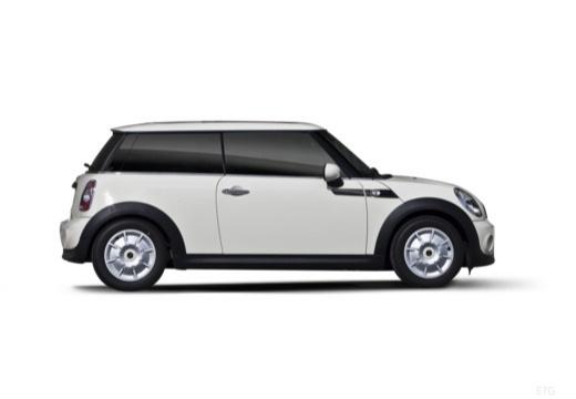 MINI [BMW] Mini MINI One IV hatchback boczny prawy