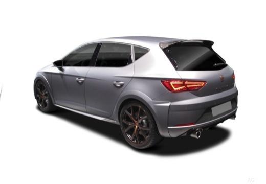 SEAT Leon hatchback tylny lewy