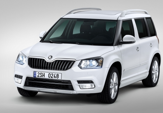SKODA Yeti Out. 1.4 TSI 4x2 LK Green tec Kombi Outdoor 122KM (benzyna)