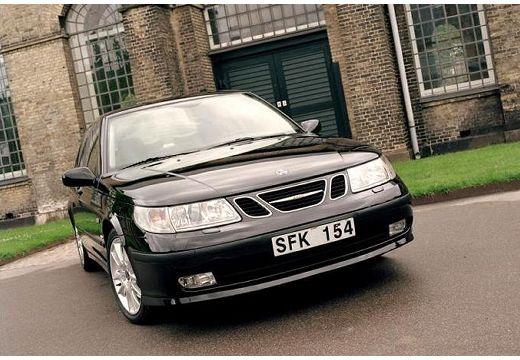 SAAB 9-5 3.0T Arc Sedan II 200KM (benzyna)